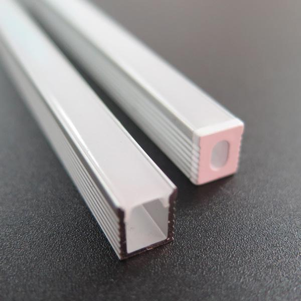 Extruded Led Profile for RGB Led Strips