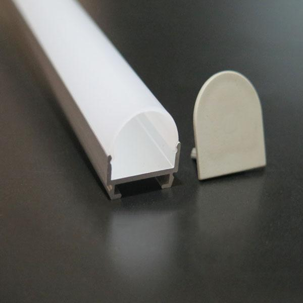 Extruded Aluminium Led Channel for Led Light Bar