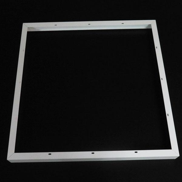 Led panel light surface mounted kits for led ceiling light