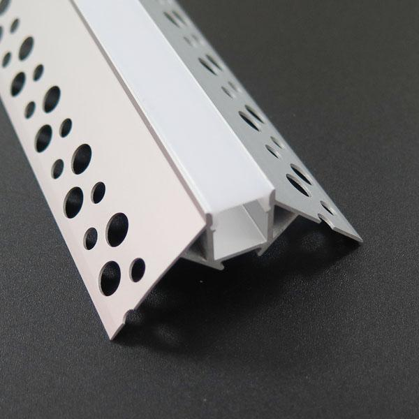 Plaster Aluminium Led Channel for Led Light